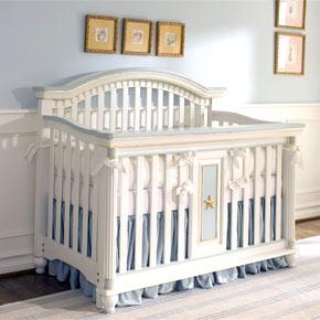 Baby Cribs Crib Sets Nursery Round Kids Furniture